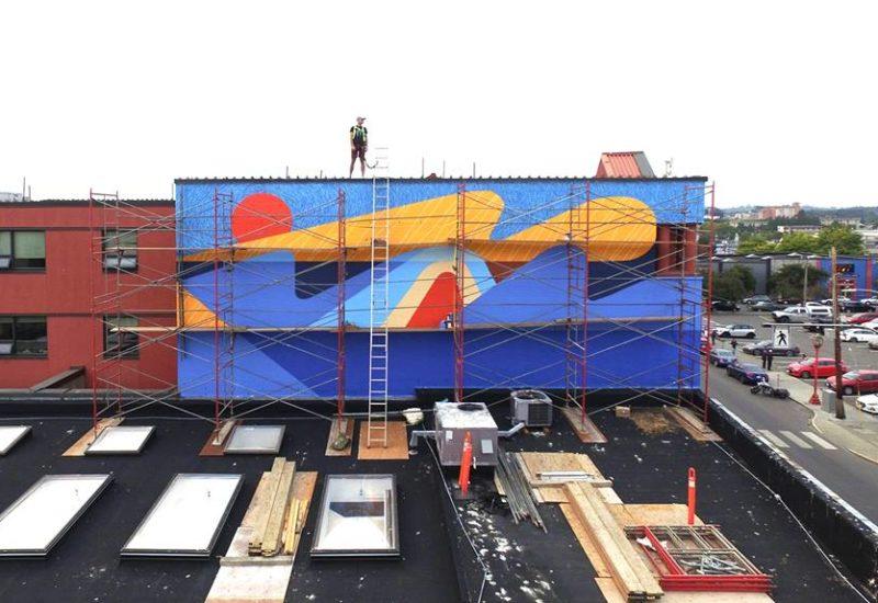 Luke Ramsey Mural
